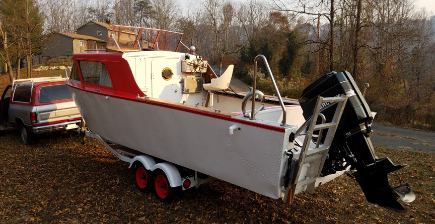 Lonestar Boat Restoration